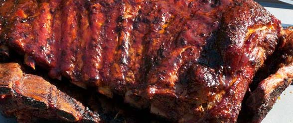 BBQ Rub Recipe for Memphis Style Ribs