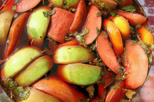 Fruit Tea Recipe