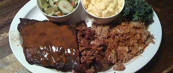Memphis Championship Barbecue Restaurant Review