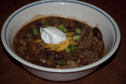 Chili Cookoff Winning Recipe
