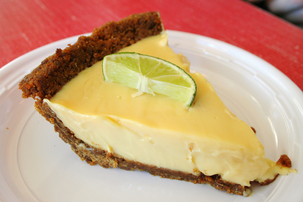 Easy Keylime Pie Recipe