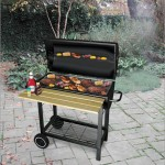landmann-classic-barrel-grill-with-wood-shelf