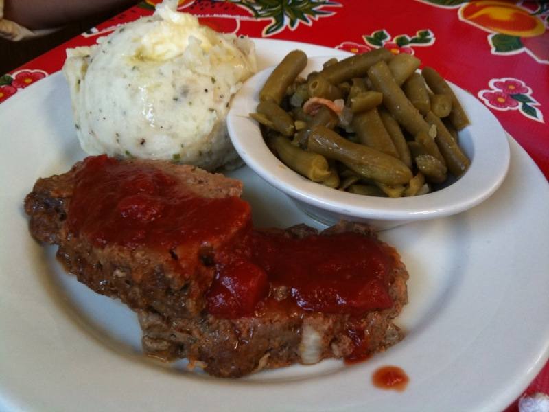 Grilled Meatloaf Recipe