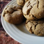 Molasses Cookies Recipe – The perfect Tailgating Dessert