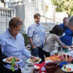 Meeting of the Meats – the Office BBQ