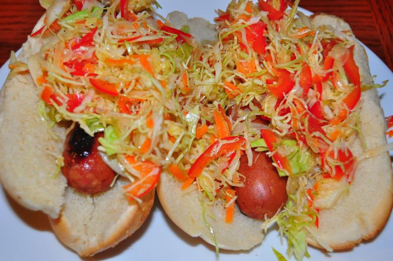 Alabama Hot Slaw Recipe